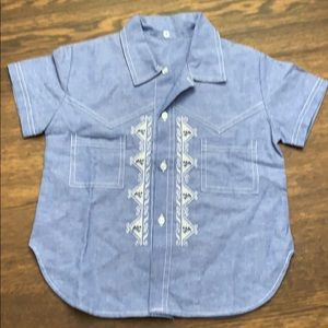 Other - Child's Size 4 Short Sleeve Shirt